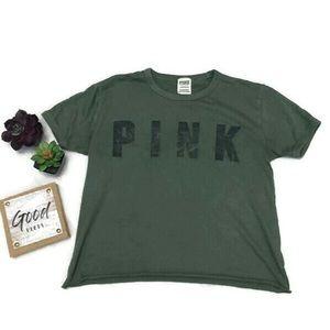 Victoria's Secret Pink Crop Top